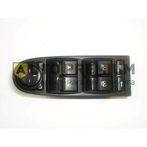 Блок управления стекло-подъёмником на 4 кнопки «ИТЭЛМА» для Лада Калина